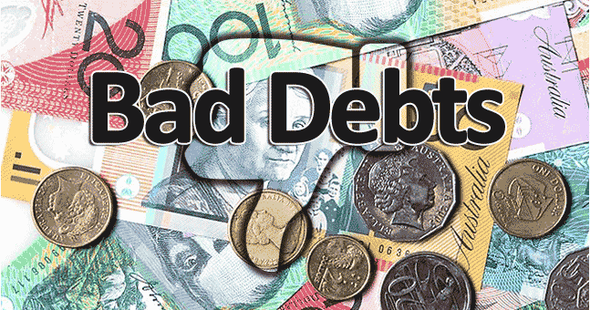 Bad Debts and Income Tax
